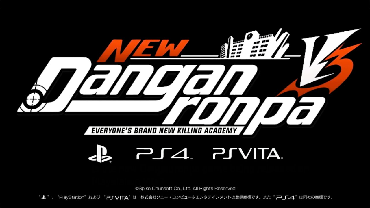 New Danganronpa V3 Coming in 2016, Alongside New Anime | God is a Geek: Video Game Reviews ...
