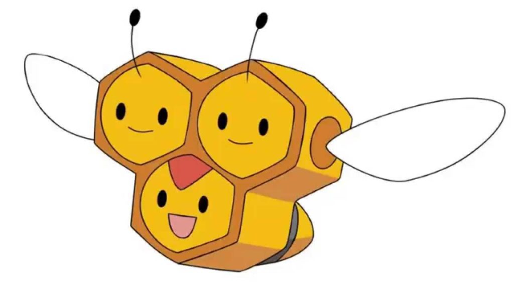 Is it a Bee, is it a Honeycomb? Yes!