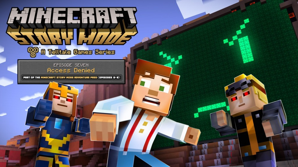 download minecraft story mode episode 1 pc free