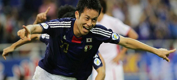 Southampton's Maya Yoshida is the Face of FIFA 14 In Japan