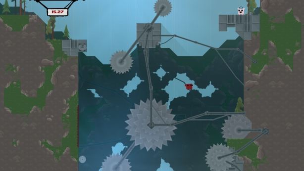Super Meat Boy - Screenshot