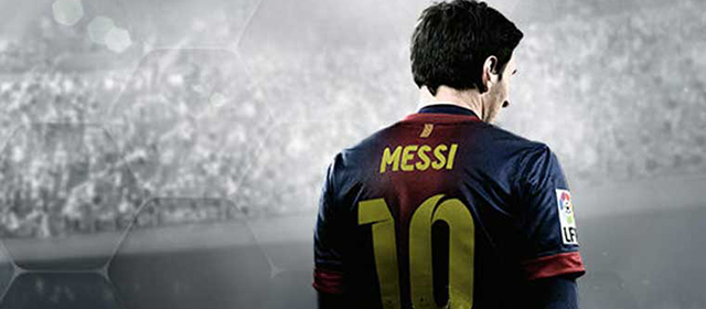 FIFA 14 Preview – Precision Engineering