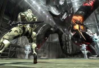 Metal Gear Rising: Revengeance - Jetstream Sam DLC Video Review