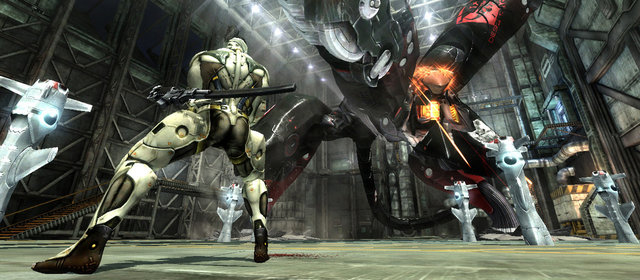Metal Gear Rising: Revengeance - Jetstream Sam DLC Video Review