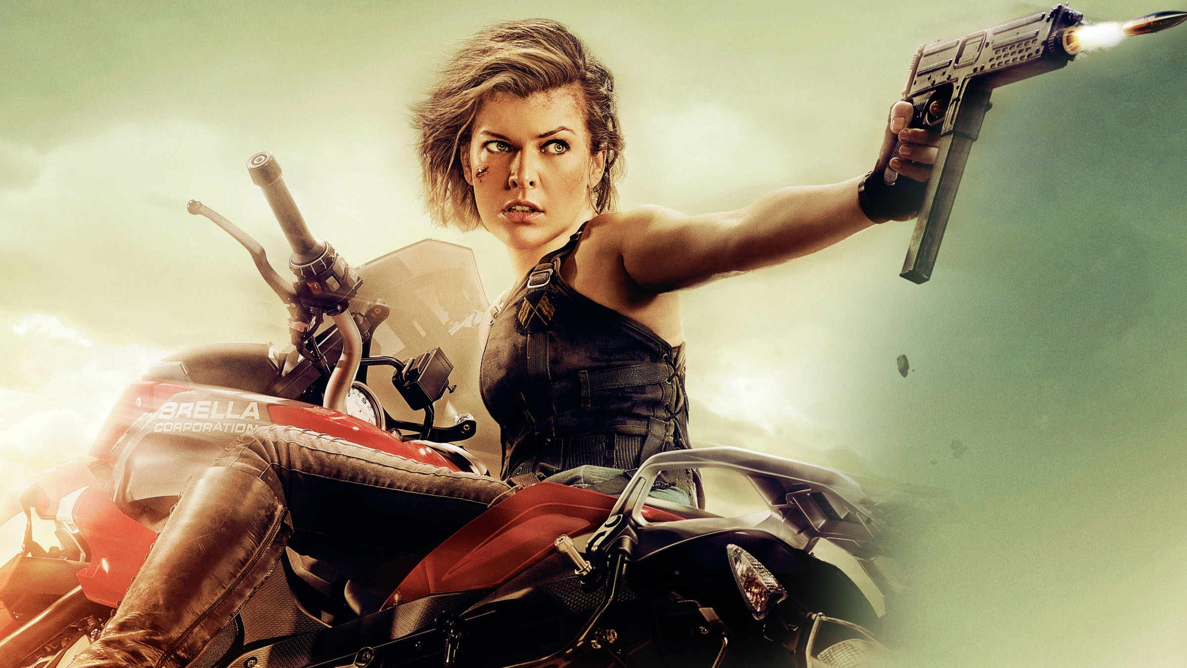 New Clips Of Resident Evil The Final Chapter Show Alice In Action