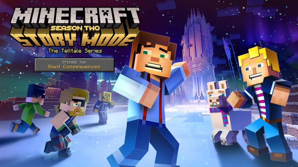 Minecraft Story Mode Season Two Episode Two Giant Consequences Review Godisageek Com