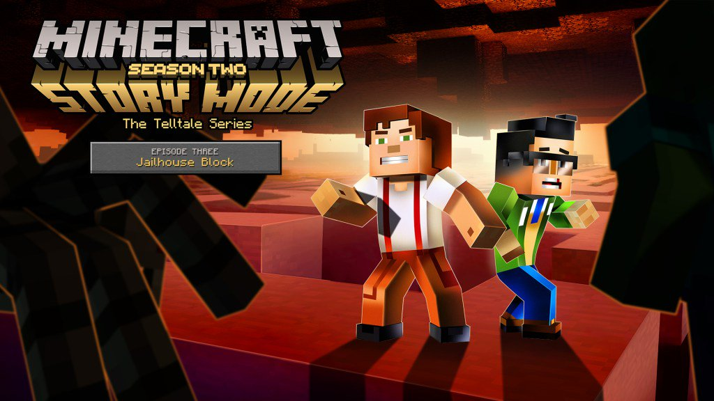 Minecraft Story Mode Season Two Episode Three Jailhouse Block Review Godisageek Com