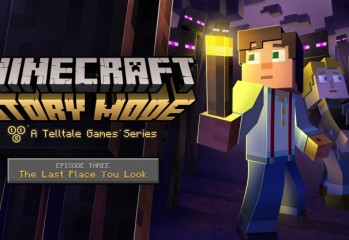 minecraft story mode episode 3 review