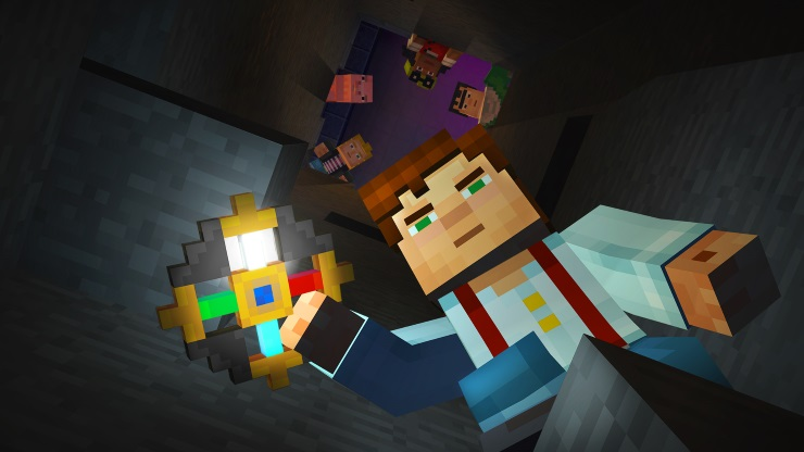 minecraft story mode episode 3 xbox one