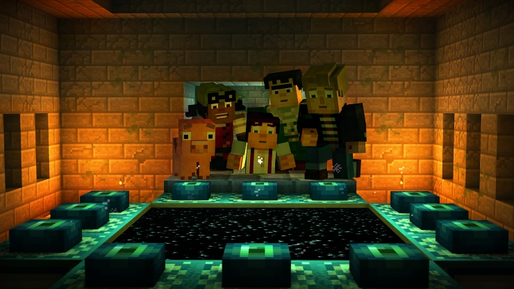 minecraft story mode episode 3 xbox