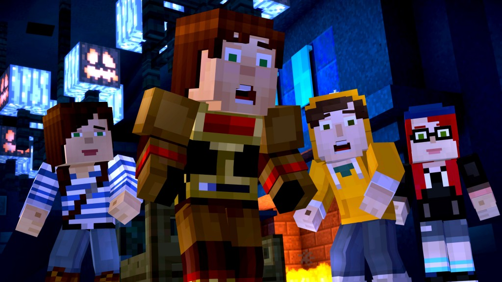 Minecraft Story Mode Episode Six A Portal To Mystery Review