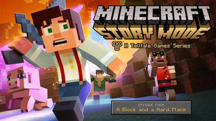 Minecraft Story Mode Episode 4 Release Date Announced