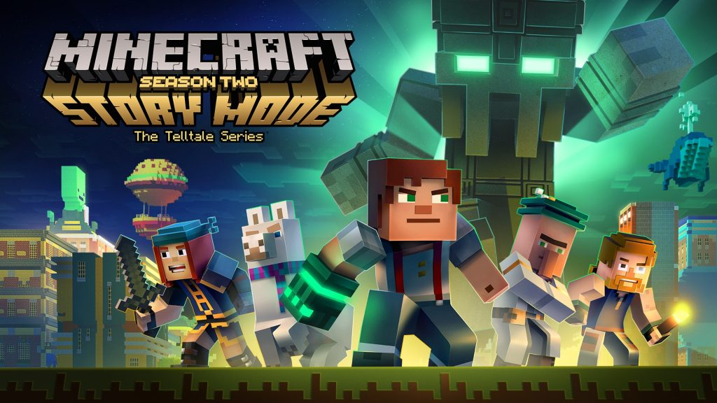 Minecraft Story Mode Season Two Episode One Hero In Residence