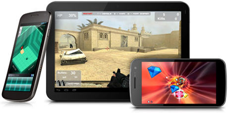 mobile gaming tablets