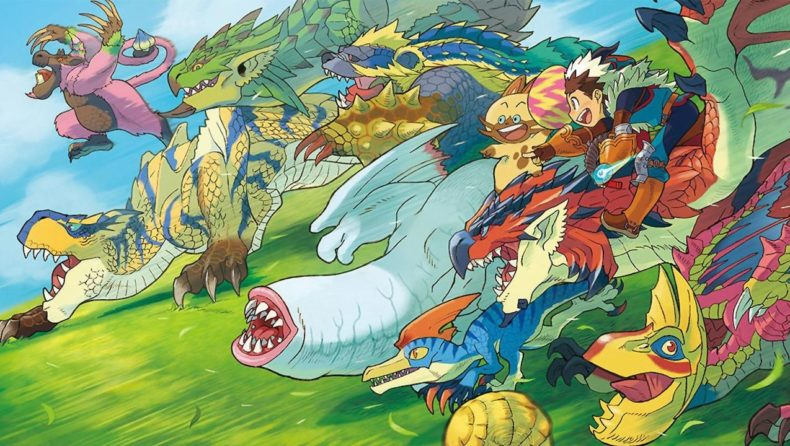 Monster Hunter Stories Apple Arcade News
