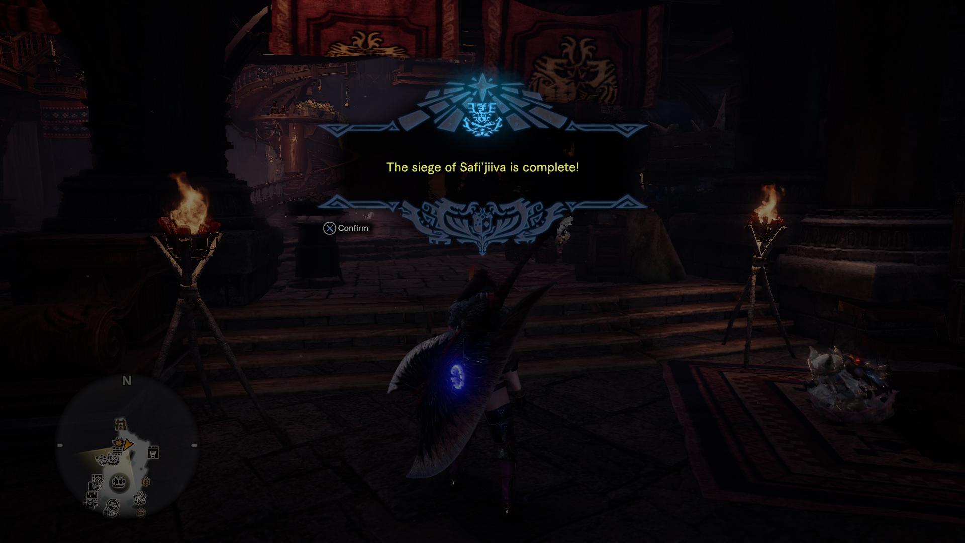 Monster Hunter World Iceborne Safi Jiiva Siege Guide Godisageek Com