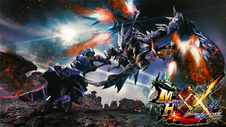 Capcom announces Monster Hunter XX for Nintendo 3DS