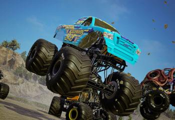 Monster Jam Steel Titans review