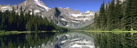 Lake Josephine & Mt. Gould