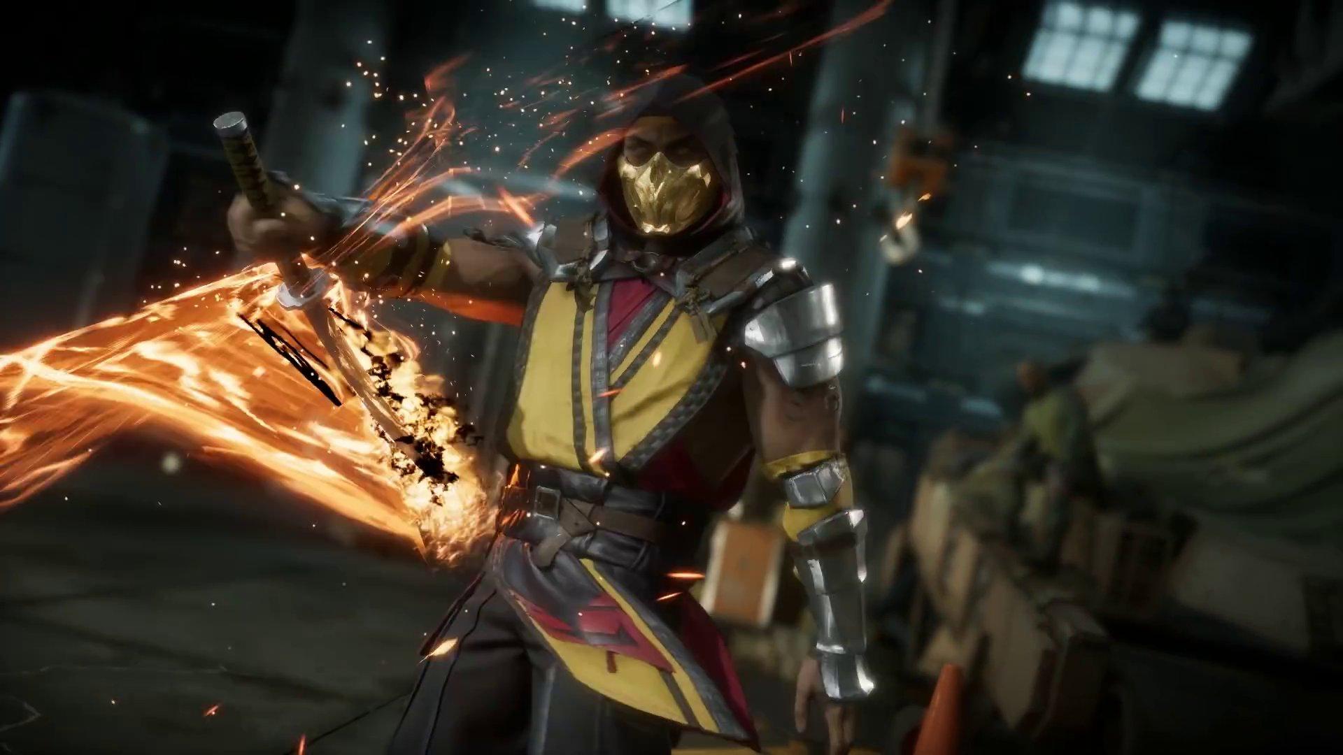 Mortal Kombat 11 Review Godisageekcom