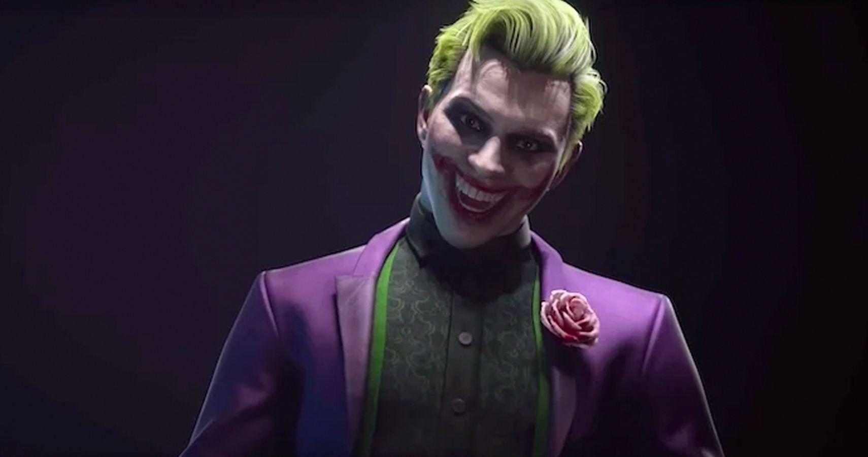 The Joker arrives in Mortal Kombat 11 on 28 Jan