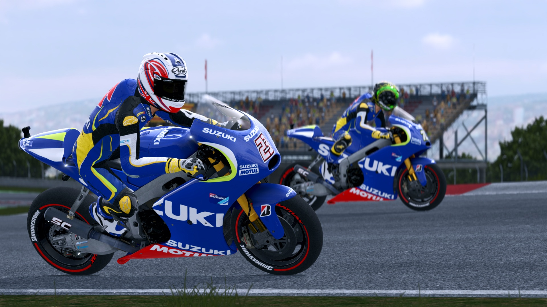 New MotoGP 15 Video Shows off The Catalunya Circuit