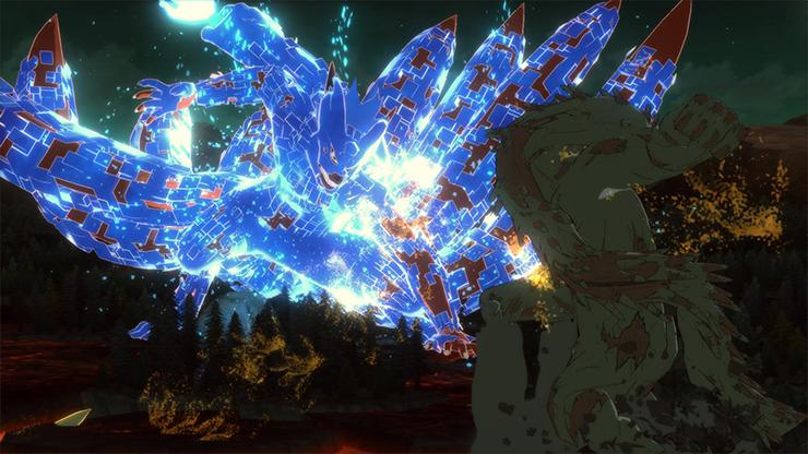 Naruto Shippuden: Ultimate Ninja Storm 4 New Playable Character