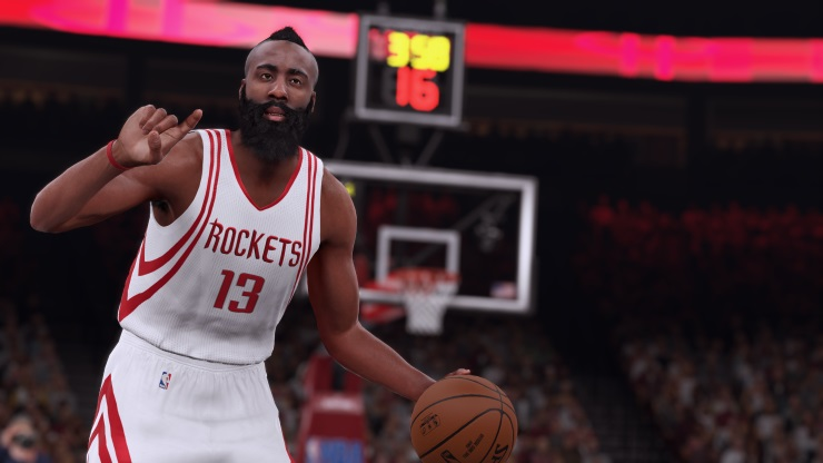 nba 2K16 review ps4