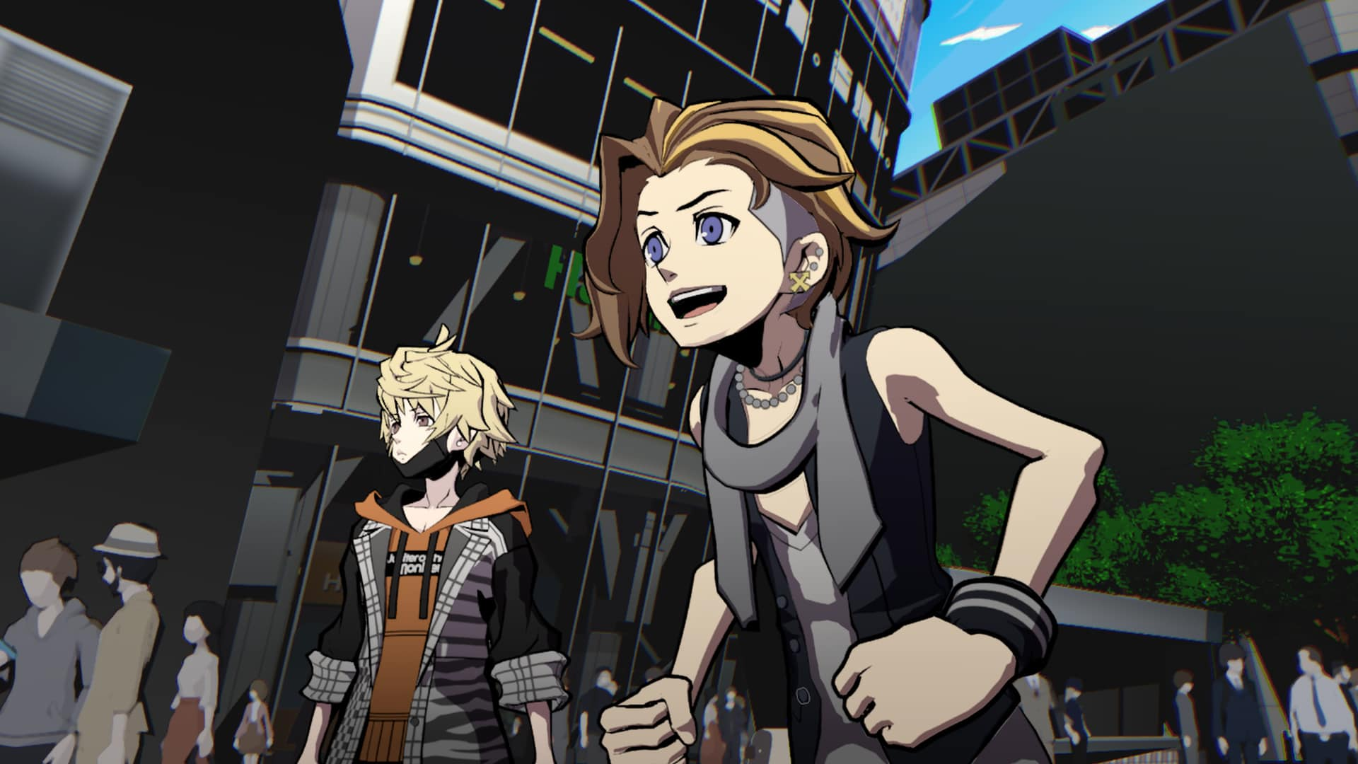 NEO: The World Ends With You Fret