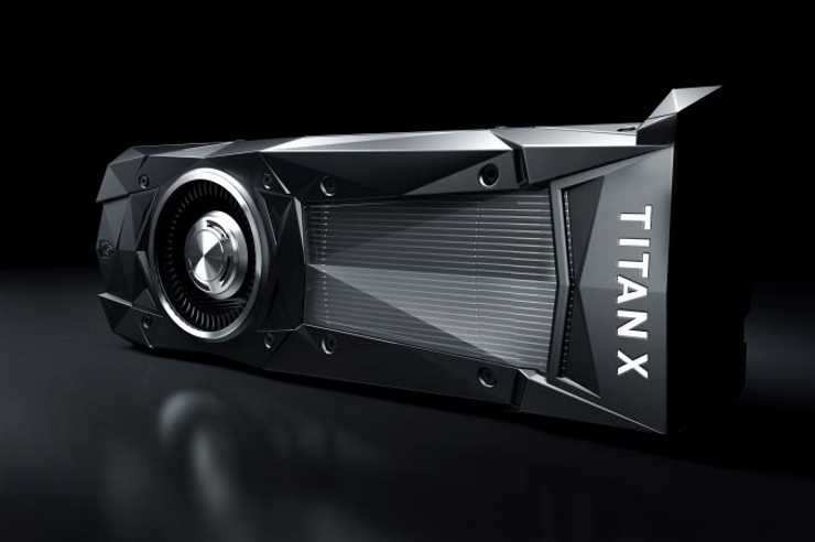 NVIDIA reveal the New Titan X