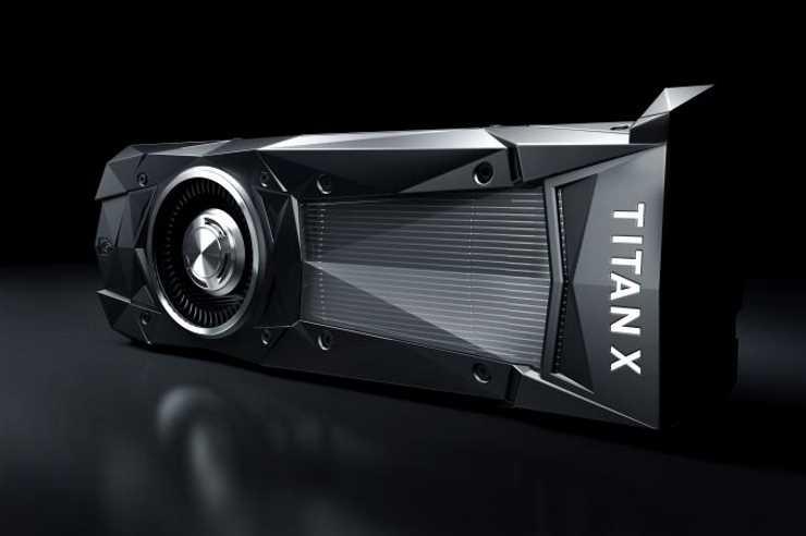 NVIDIA reveal the New Titan X