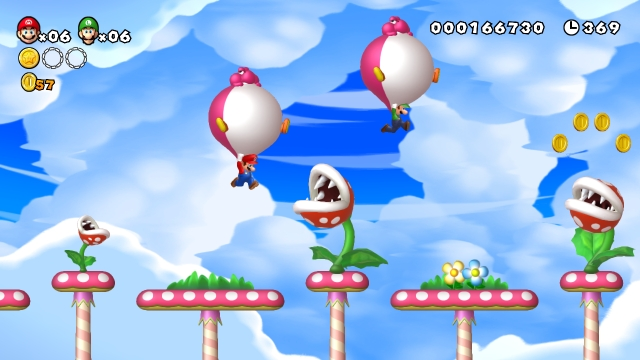 Wii U First Party Preview - New Super Mario Bros. U