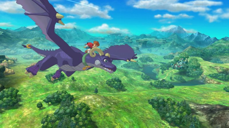 Ni No Kuni: Wrath of the White Witch Switch review | Switch Re:port