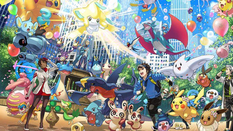 niantic share inspirational pokemon go story