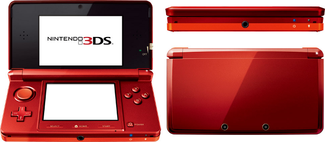 Nintendo 3DS - From All Sides