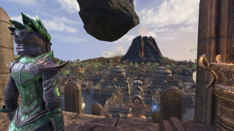 The Elder Scrolls Online's Markarth update is available now