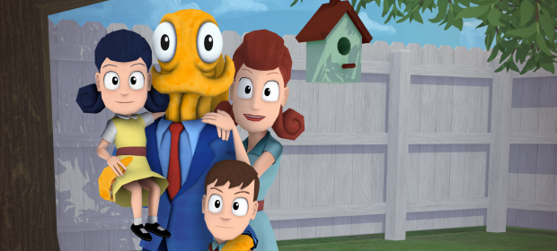 Octodad featured
