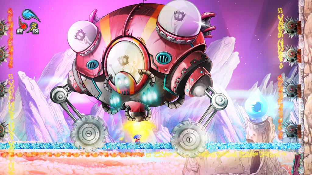 A screenshot of OkunoKA Madness
