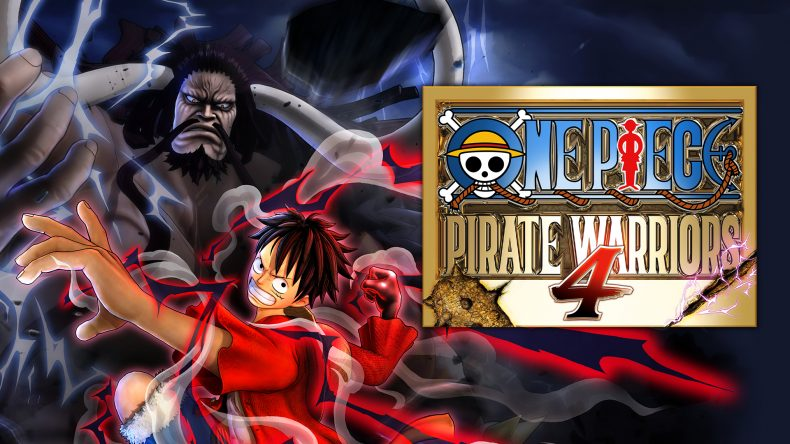One Piece Pirate Warriors 4 Switch review