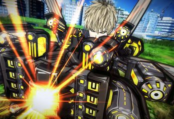 one punch man a hero nobody knows adds four new characters
