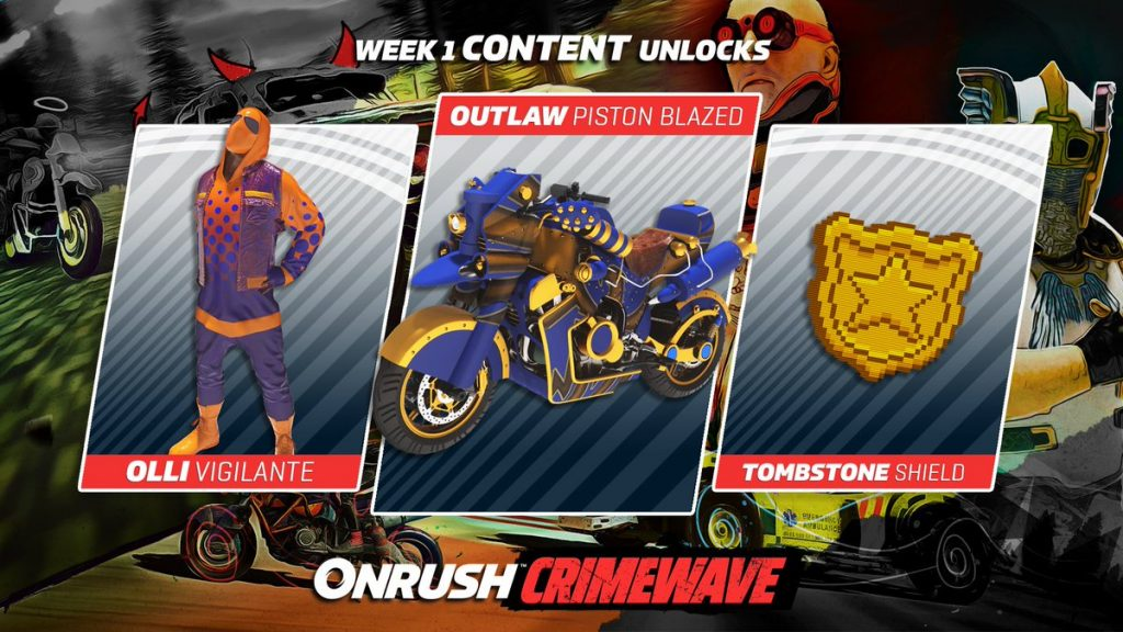 Onrush Ranked Mode Season 2 Is Now Live On All Platforms