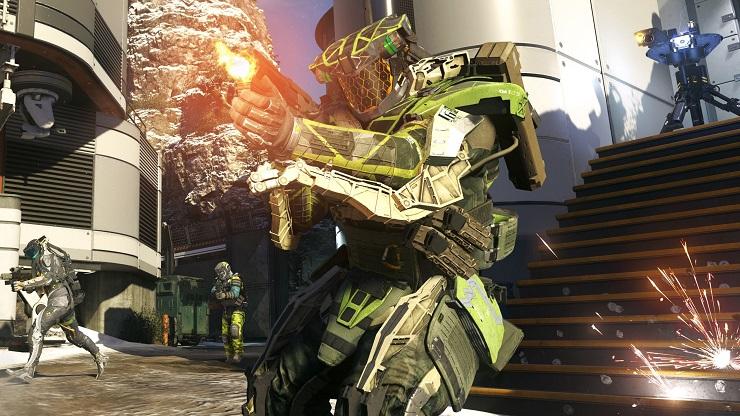 Call of Duty Infinite Warfare - Rigs