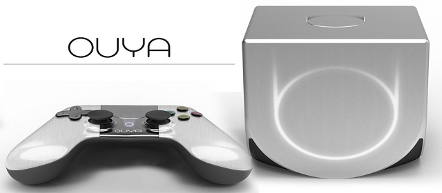 First Run: Ouya