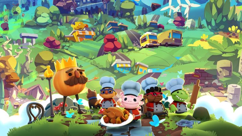 Overcooked all you can eat review