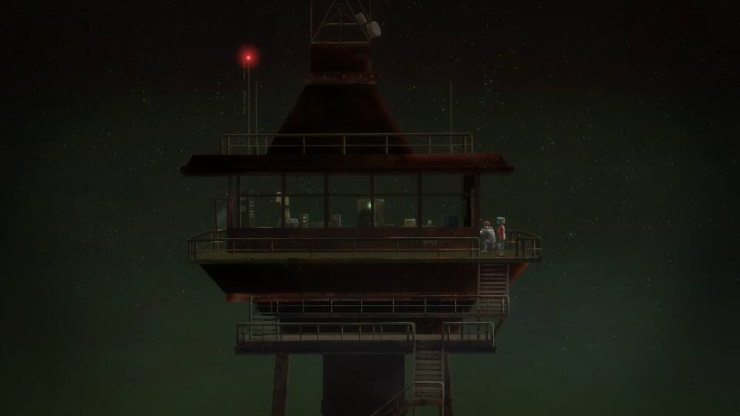 Oxenfree Xbox One review