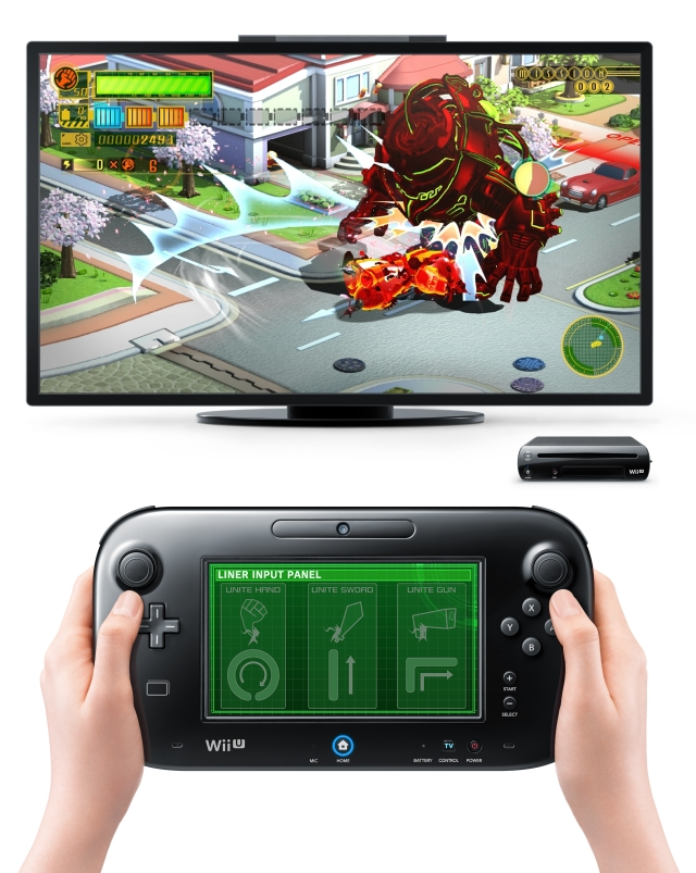Wii U Misc Games Round-Up - Project P-100