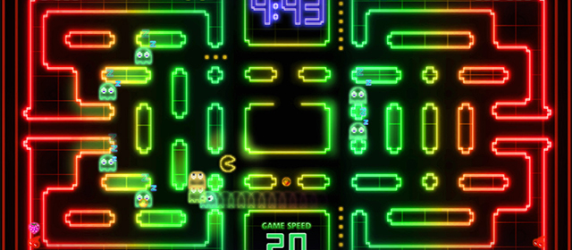 Get Gobbling Ghosts In Pac-Man Championship Edition DX+