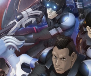 Mass Effect Anime Getting Full Soundtrack And Limited Theatrical