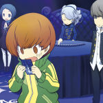 Sneak Peek at the Persona Q: Shadow of the Labyrinth Art Book