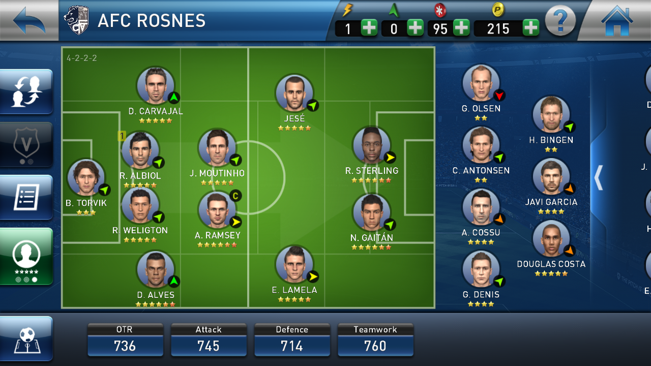 Pes Club Manager Update Adds New Teams Leagues And